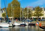 Hôtel 4 étoiles Saint-Arnoult - Mercure Caen Centre Port De Plaisance-2