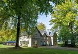 Location vacances Vaux-sur-Sûre - Beautiful Mansion in Beauplateau near Forest-1