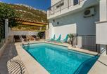 Location vacances Omiš - House Luce with pool-3
