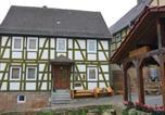 Location vacances Zierenberg - Holiday home Hessen-1