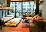 Location vacances Pattaya - The Base Pattaya#Infinity Rooftop Swimming pool#By Alin#-2