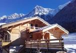 Location vacances Les Houches - Chalet 5 étoiles &quote;Le Gros Pierrier&quote; 12 personnes vallée de Chamonix-2