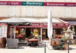 Hôtel Crillon-le-Brave - Hôtel-Restaurant Le Blueberry-1