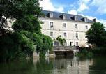 Hôtel Marmagne - Le Moulin de Poilly-1