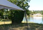 Camping avec Piscine Beauville - Camping Moulin De Bidounet-4