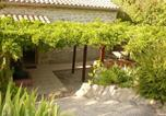Location vacances Saint-Paul-le-Jeune - Quaint Holiday Home in Courry with Swimming Pool-1