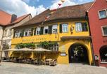Hôtel Dettelbach - Romantik Hotel Zur Schwane-2