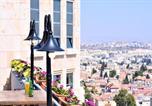 Hôtel Jérusalem - My jerusalem view-1