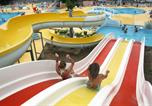 Camping avec Ambiance club Languedoc-Roussillon - Camping Les 7 Fonts-1