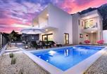 Villa Maris Heated Pool