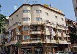 Hôtel Province de Tarragone - Hotel Vila Mar-1