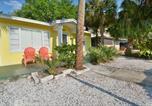 Location vacances Indian Rocks Beach - 724 Gulf Blvd Cottage #55457 Cottage-1