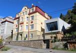 Hôtel Jáchymov - Apartmány Adam-1