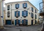 Hôtel Aumes - Rue Galilee-1