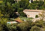Hôtel 4 étoiles Moustiers-Sainte-Marie - Bastide Du Calalou