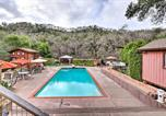 Location vacances St Helena - Wine Country Retreat at Private Creekside House!-1