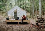 Location vacances Ellenville - Tentrr - Forest with a Trout Creek-3