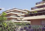 Hôtel Menton - Lagrange Classic, Résidence Riviera Beach-1