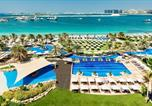 Hôtel Dubaï - The Westin Dubai Mina Seyahi Beach Resort & Marina-1