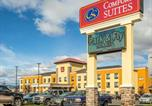 Hôtel Butte - Comfort Suites Airport Helena-3