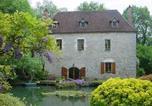 Hôtel Beaulieu-sur-Dordogne - Le Moulin Du Goth-1