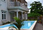 Location vacances Tamarin - Jet Villa-1