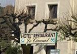 Hôtel Poujols - Le Cevenol-1