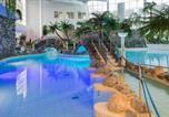 Village vacances Finlande - Holiday Club Resort Kuusamon Tropiikki-1
