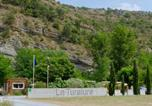 Camping avec Site nature Pradons - Camping La Turelure-2
