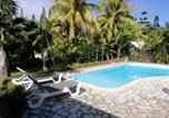 Location vacances Mahebourg - Villa with 3 bedrooms in Blue Bay with private pool enclosed garden and Wifi 200 m from the beach-2