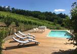 Location vacances  Province d'Arezzo - Villa Pongina with private pool-1