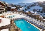 Location vacances La Plagne - Apartment Doronic 861-3