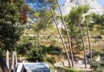 Camping Orgon - Camping La Vallée Heureuse-4