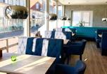 Hôtel Borkum - Ria's Beachhouse-4
