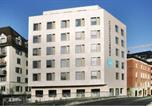 Hôtel Meggen - Visionapartments Lucerne Neustadtstrasse