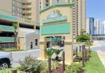 Hôtel Panama City Beach - Twin Palms Resort by Book That Condo-1