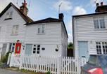 Location vacances Benenden - Charming Holiday home in Hawkhurst Kent with Garden-1