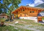 Location vacances Les Houches - Grand Chalet neuf vallée Chamonix 10 personnes-3