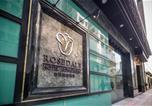 Hôtel Hong Kong - Rosedale Hotel Hong Kong-2