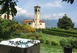 Location vacances  Province du Verbano-Cusio-Ossola - B&B Villa Rubino-4