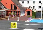 Hôtel Château-du-Loir - Hotel Arbor - Auberge de Mulsanne - Le Mans Sud-1