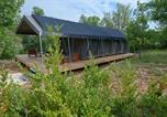 Camping avec Site nature Saint-Pierre-Lafeuille - Aux Lodges du Mas de Nadal-3