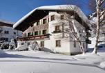 Hôtel Sankt Anton am Arlberg - Haus Gamberg