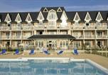 Hôtel Mers-les-Bains - Residence de la plage S4p Sv-4