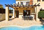 Location vacances Kouklia - Villa Latsia (Hg36), lovely villa with private kidney pool and roof terrace-1