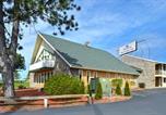 Hôtel Lake Placid - Americas Best Value Inn Plattsburgh-1
