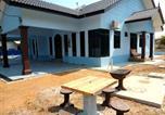Location vacances Kuala Terengganu - Aurora Homestay Trg-1