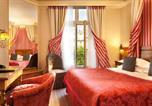 Hôtel 4 étoiles Paris - Au Manoir Saint Germain-1
