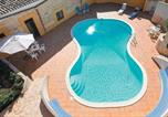 Location vacances Salaparuta - Holiday home Partanna 29 with Outdoor Swimmingpool-4