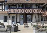 Location vacances  Eure - Le manoir des chevaux dorés-3